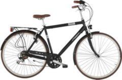 28 Zoll Herren City Fahrrad 7 Gang Alpina... schwarz
