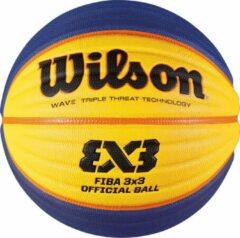 Oranje Wilson Fiba 3x3 official Streetbasketbal - Wedstrijdbal