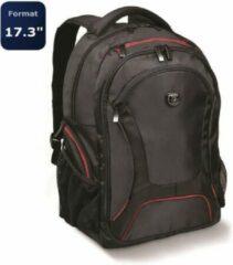 Port Designs Courchevel rugzak voor 17.3 inch laptops, zwart