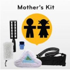 Witte H2O Mop Mothers Kit Upsell accesoire pakket - accesoires
