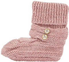 NAME IT Baby Knitted Wool Slippers Women Pink