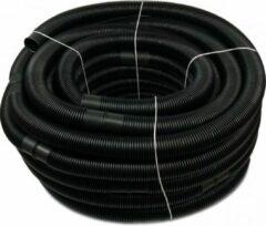 PoolPlaza Flexibele zwembadslang zwart 38 mm - slang zwembad flexibel
