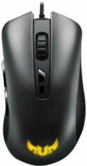 Asus TUF M3 USB gaming-muis Optisch Verlicht, Ergonomisch Zwart