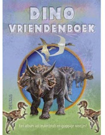 Afbeelding van Blauwe Deltas Centrale uitgeverij Dino vriendenboek