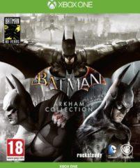 Warner Bros. Games Batman: Arkham Collection - Xbox One (Steelbook)