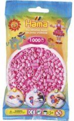 Hama strijkkralen roze (048)