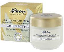 Heliotrop Multiactive Hyaluron Night Cream Creme Veeleisende Huid 50+ 50ml