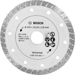 Bosch Diamanttrennscheibe Turbo, Durchmesser: 125 mm VPE: 5