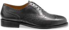 Zwarte Floris van Bommel Van Bommel Geklede schoenen