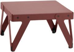 Functionals Lloyd Beistelltisch 60 x 60 x 36 cm - rust