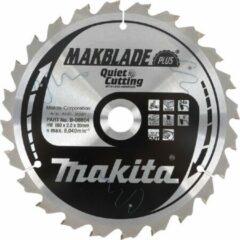 Makita Accessoires Zaagblad Quiet & Clean 260x30x2,3 100T 5g