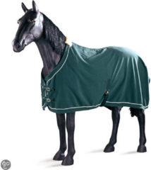 Groene LuBa Paardendekens Zweetdeken / Fleecedeken - Jagers Groen - 175 cm