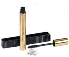 Zwarte Christian Faye SuperB Mascara Mascara 7 ml