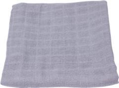 Grijze Filibabba tetra hydrofiele doek - Medium Grey