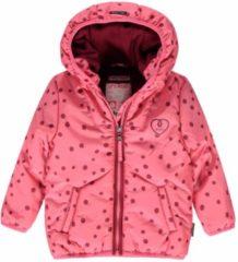 Roze Tumble n Dry Winterjas