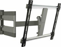 Grijze Vogel's THIN 245 UltraThin - Kantelbare en draaibare muurbeugel - Geschikt voor tv's van 26 t/m 55 inch - Zwart