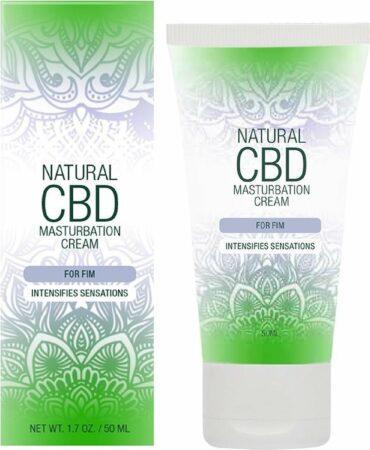 Afbeelding van Shots - Pharmquests Natural CBD - Masturbation Cream For Him - 50 ml