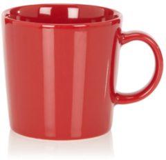 Rode Iittala Teema rood beker met oor 0,3L