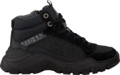 Red-Rag Jongens Hoge sneakers 13289 - Zwart - Maat 40