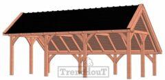 Van Kooten Tuin en Buitenleven Kapschuur de Hoeve XL 765x440 cm