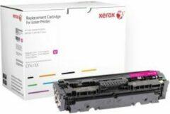 Xerox Compatible Tonercartridge Xerox 006R03554 HP CF413X 410X rood