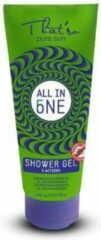That'so SPF All-in-one Shower Gel.