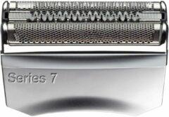 BRAUN, reserve-scheeronderdeel 70S, compatibel met Series 7-scheerapparaten, zilverkleur