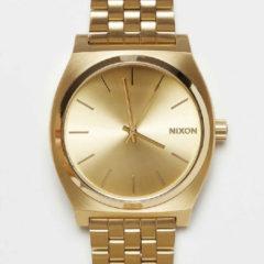 Gouden Uhr Time Teller all gold