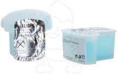 Philips Reiniger (SmartClean JC302/50 Kartusche - 2 Stück) für Rasierer JC302/50