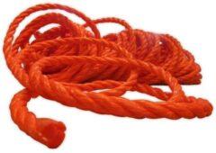 Hofftech Touw Oranje Streng 4mm x 25 meter