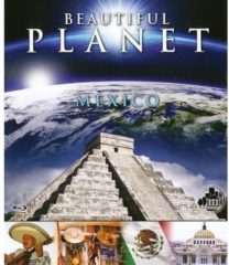 Source 1 Media Beautiful Planet - Mexico (Blu-ray + Dvd Combopack)