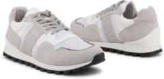 Bikkembergs Fend-er 2376 BKE109294 Heren Sneaker Sportschoenen Schoenen Wit-Grijs - Maat EU 46 UK 11