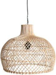 Raw Materials Maze Hanglampen eetkamer - ⌀ 42 cm - Natural - Rotan