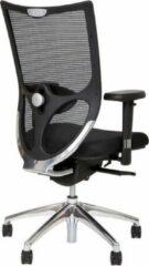 Zilveren Bureaustoel Easy4Office 777NPR