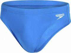Speedo - Essentials Endurance+ 7 cm Brief - Zwembroek maat 4, blauw
