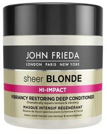 Afbeelding van John Frieda Sheer Blonde Hi Impact Vibrancy Restoring Deep Conditioner 150 ml