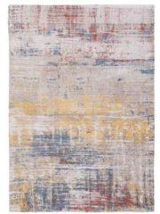 Gele Louis de Poortere - Atlantic Vloerkleed 140x200 - Meerdere kleuren