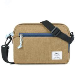 Naturehike Outdoor Sport Jogging Bags Mens Portable Shoulder Bag Travel Chest Storage Backpack