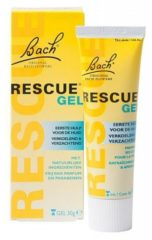 Crystal Herbs Bach Rescue Gel Remedy - 30 gr - Bodygel