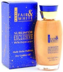 Fair And White Exclusive Sublim'or Gold Oil 50ml