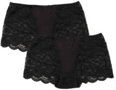 Panty im Doppelpack Nina von C. schwarz