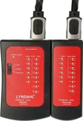Lyndahl HDMI, RJ45 - Kabel - Tester, mikroprozessorgesteuerter HDMI Tester