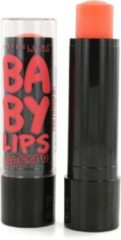 Oranje Maybelline Lipbalm Baby Lips Electro Oh! Orange!