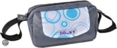 Blauwe Dooky - Travel Buddy - Aqua Circles