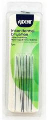 Rident Interdentale borsteltjes 2.8-5.5 mm 7 stuks
