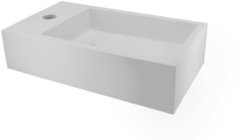 Wiesbaden Maria fontein solid surface 40x22x10 cm links