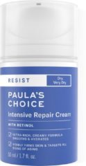 Paula's Choice Resist Anti-Aging Intensive Repair Nachtcrème | Hydraterende crème met retinol | Droge huid | 50 ml
