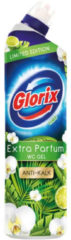 Glorix WC Powergel Toiletreiniger Lime - 6 x 750 ml - Voordeelverpakking
