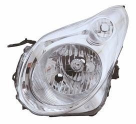 Afbeelding van SUZUKI Koplamp Links Met Knipperlicht H4 +elektrisch