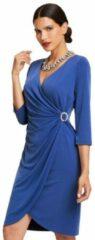 Blauwe PATRIZIA DINI by heine Cocktailjurk »Cocktailjurk«